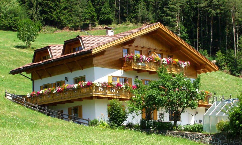 Appartements Bergblick - Ihre sonnige Ferienwohnung in Villnöss