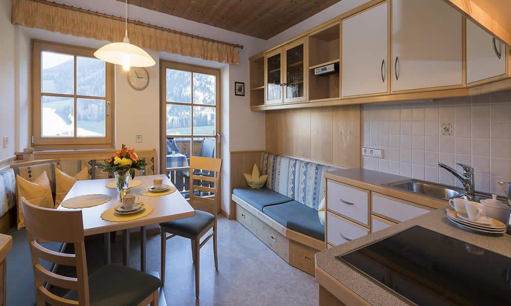 Due appartamenti per il massimo comfort