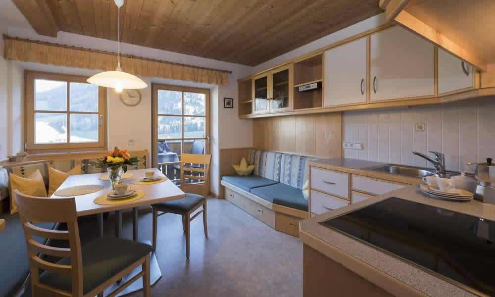 Appartements Bergblick - Wohnung Fichte