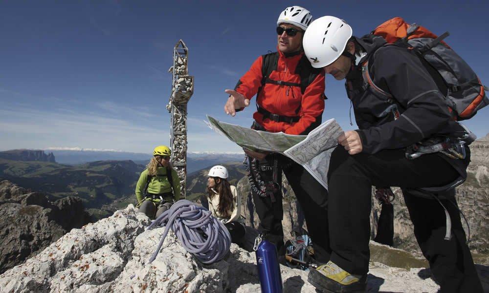 Sulla tracce di Reinhold Messner
