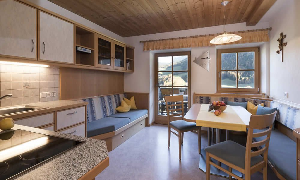 Appartements Bergblick: Ihre Unterkunft in Villnöss