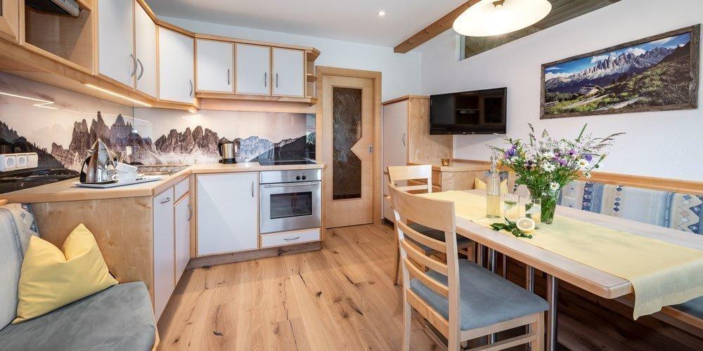Appartamento Fichte Bergblick