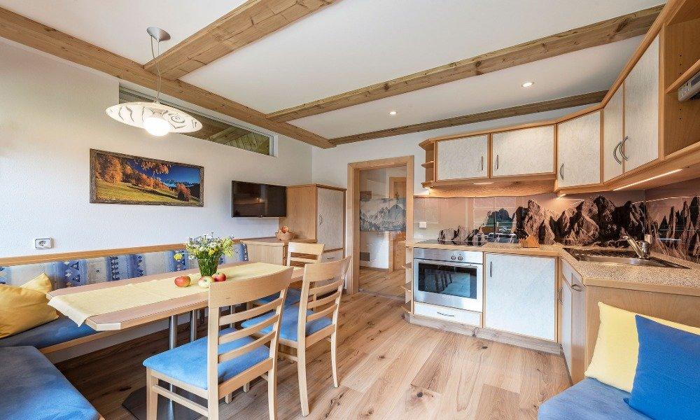 Appartamenti Bergblick: il vostro alloggio a Funes